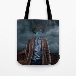 Mr. Nobody Tote Bag