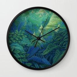 1001 Nights Wall Clock