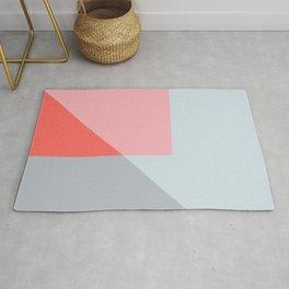 Mélange No. 2 Modern Geometric Rug