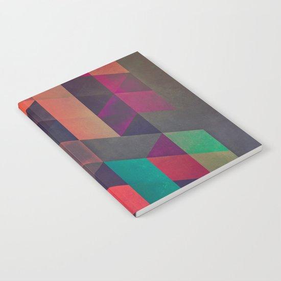 th'byrgynynng Notebook