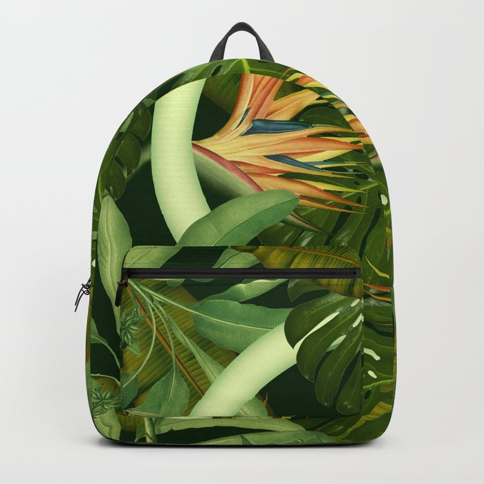 Circle in the Leaves Backpack