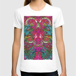 Kaleidoscope Eyes T-shirt