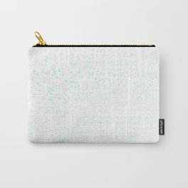 be still, my love Carry-All Pouch