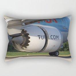 Engines Rectangular Pillow