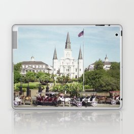 Jackson Square Laptop & iPad Skin