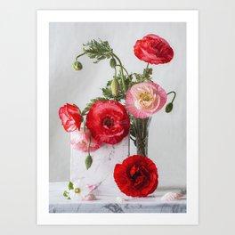 Poppy Life Art Print