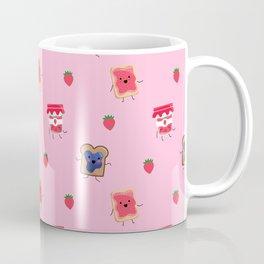 Breakfast Is Jammin' pattern Coffee Mug