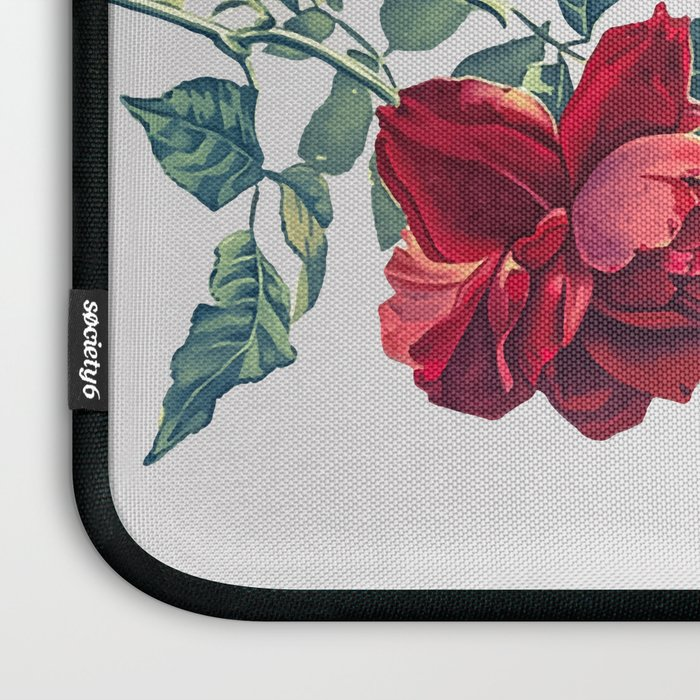 Red Roses Laptop Sleeve