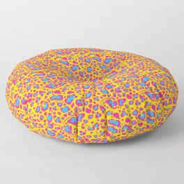 Leopard Print - Pan Floor Pillow