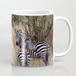 Curious Zebras! Coffee Mug