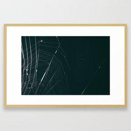 web Framed Art Print