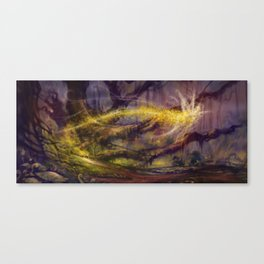 Enchanted II Canvas Print