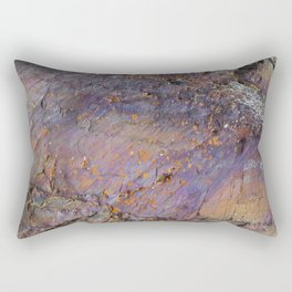 Colors of the Earth Rectangular Pillow