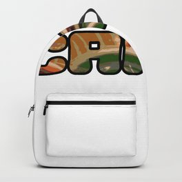 Candy Candy Lollipop Backpack