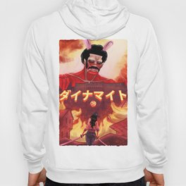 Attack On Bunny Dynamite Hoody