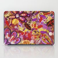 renaissance iPad Cases featuring Renaissance Fair by Teri Newberry