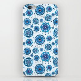 Mandala dream catchers iPhone Skin