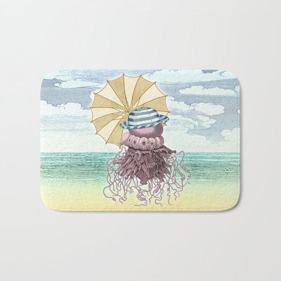 Summer Promenade Bath Mat