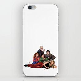 The Sunnydale Club iPhone Skin