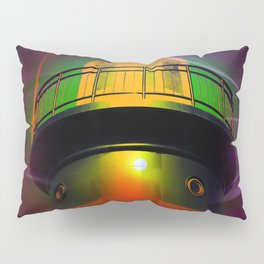 Lighthouse romance - Abstract in perfection  Pillow Sham