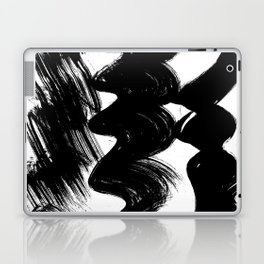 Brush stroke Laptop & iPad Skin
