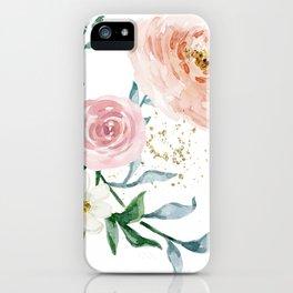 Rose Arrangement No. 1 iPhone Case