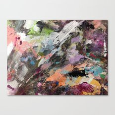 Painted Lady Canvas Print