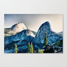 Yosemite Liberty Cap, Mt Broderick Canvas Print