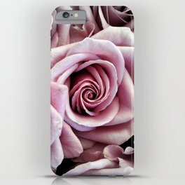 Pink Rose : Pop of Color iPhone Case
