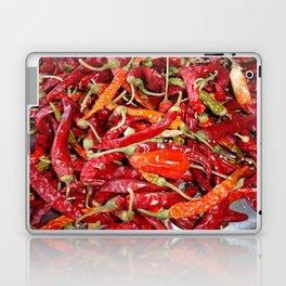 Sundried Chili Peppers Laptop & iPad Skin