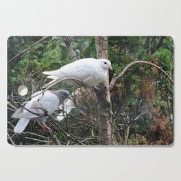 Doves Cutting Board