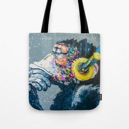 MELOMONKEY Tote Bag