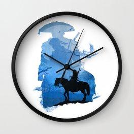 Ghost Of Tsushima Wall Clock