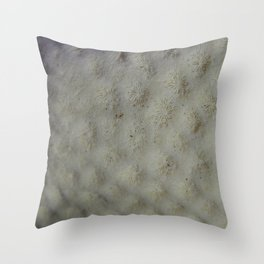 Star Coral Throw Pillow