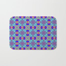 Eyes in the Forest Bath Mat