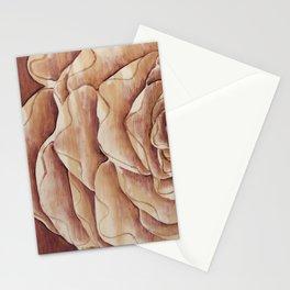 Raining Rose Stationery Cards