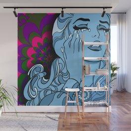 Psychedelic Euphoria Wall Mural