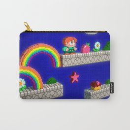 Inside Rainbow Islands Carry-All Pouch