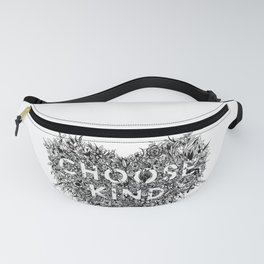 Choose Kind Fanny Pack