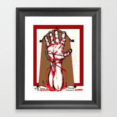 Bound By Blood Framed Art Print