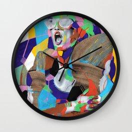 Polipópi Wall Clock
