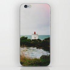 New Zealand: Bluff Lighthouse iPhone & iPod Skin