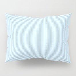 Seersucker Stripe Pattern Pillow Sham