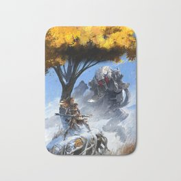 Aloy [Horizon Zero Dawn] Bath Mat