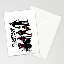 Guardians of the Galaxy - Awesome Mix Vol.2 Stationery Cards