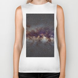 The Milky Way: from Scorpio and Antares to Perseus Biker Tank