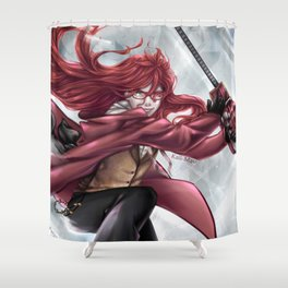 Grell Campania Shower Curtain