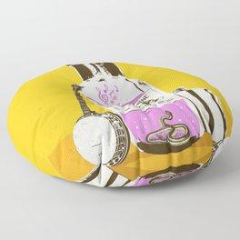 MUSIC IS MEDICINE Floor Pillow