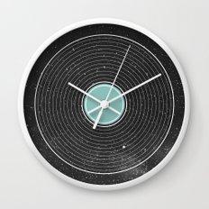 Space Disco Wall Clock