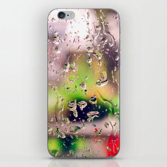Rainy day! iPhone & iPod Skin